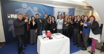 INA i udruge obilježili prvi rođendan projekta Spajalica
