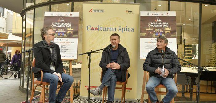 Coolturnom špicom završen festival Ja BiH 5 dana Sarajeva u Zagrebu 2020.